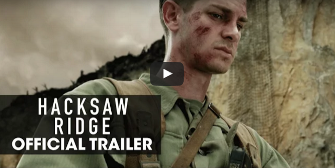 Watch First Trailer for Mel Gibson's WWII Drama 'Hacksaw Ridge' Starring Andrew Garfield