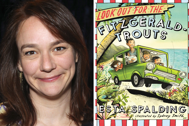 'Look Out For The Fitzgerald-Trouts' Book In Works As Film; 'Mad Men' Writer To Adapt